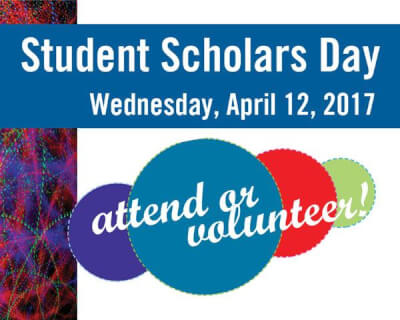 Student Scholars Day